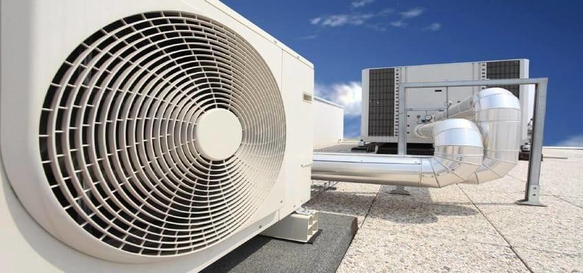 Системы вентиляции и кондиционирования воздуха.