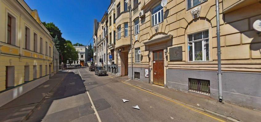 Квартира в центре Москвы от Посольства Италии.