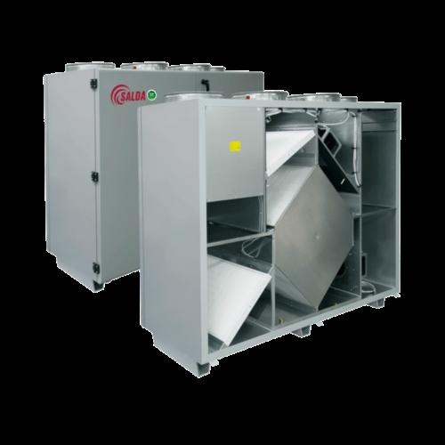 Приточно-вытяжная установка SALDA RIS 1900 VER EKO 3.0