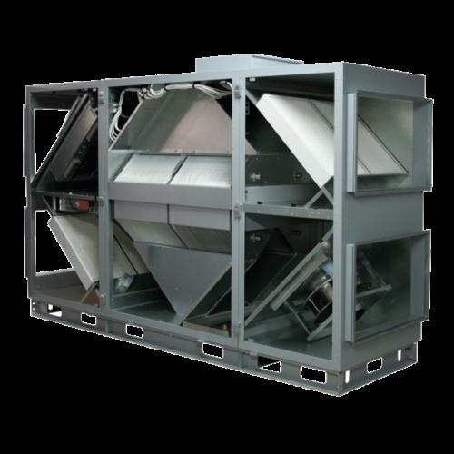 Приточно-вытяжная установка SALDA RIS 3500 HEL EKO 3.0