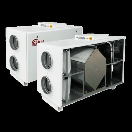 Приточно-вытяжная установка SALDA RIS 2200 HE EKO 3.0
